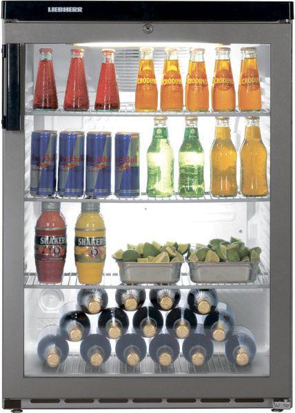 Холодильный шкаф для напитков Liebherr Fkvesf 1803