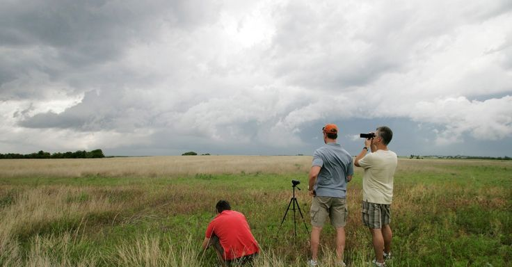 Mashable article featuring our own Nevin diMilliano. Great read about storm chasing.