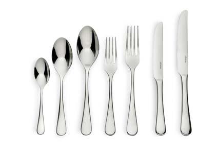 Noritake Chamonix 56pce Cutlery Set. www.noritake.com.au