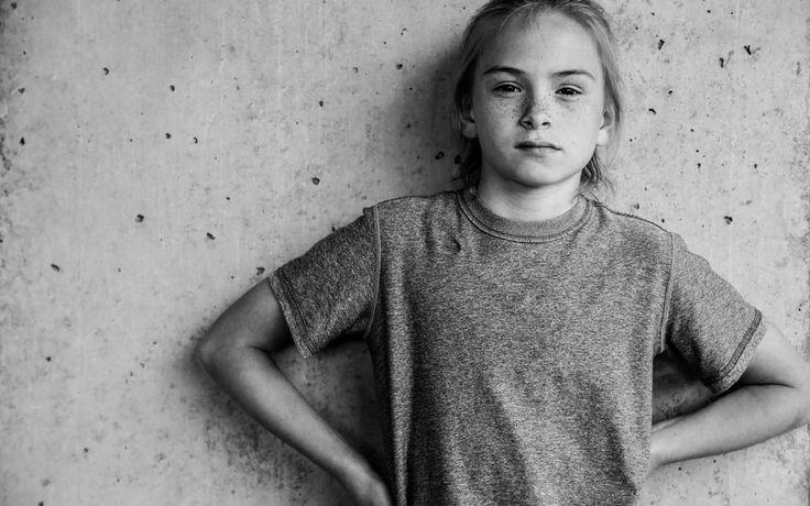 11 inspiradores retratos de futuras promesas del fútbol femenino ...