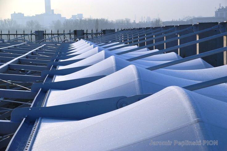 PTFE roof Stadium Lublin/Poland