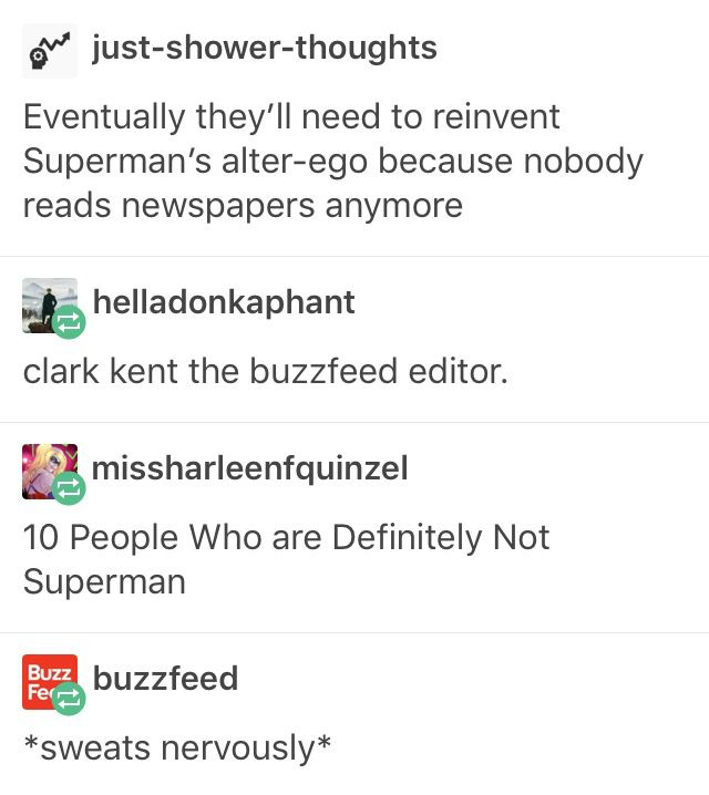 It was good, then it got better! Kudos Buzzfeed on a perfect response :)