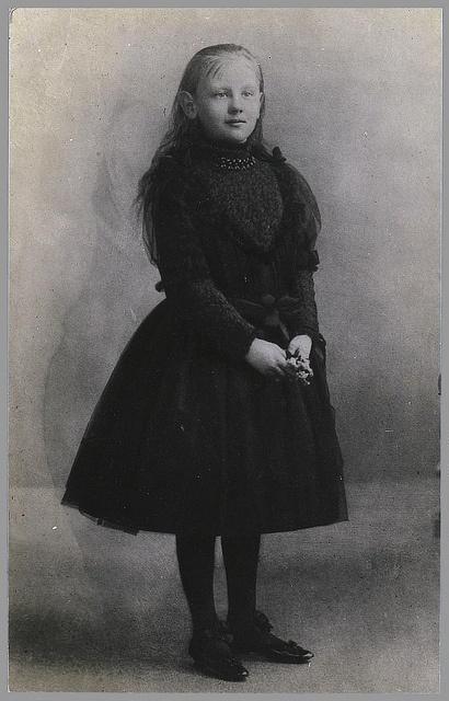 Princess Wilhelmina, 1890