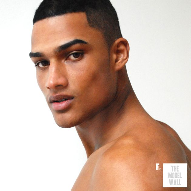 Brit Model Rob Evans Is Announced As A New Judge Alongside