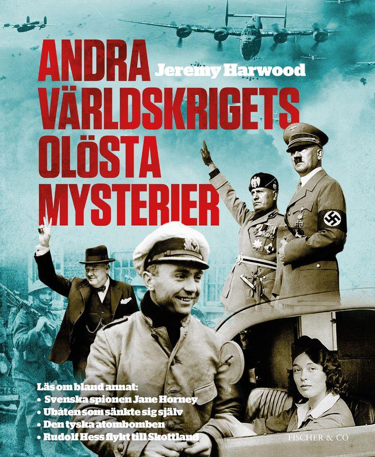 Andra världskrigets olösta mysterier