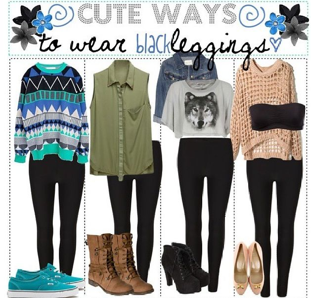 Cute Outfits With Black Boots