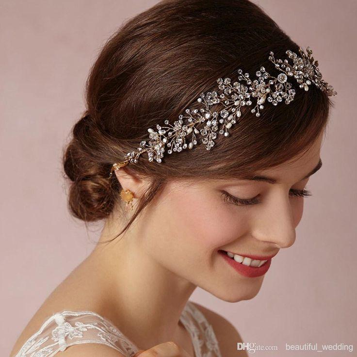 Hair accessories online wedding dress