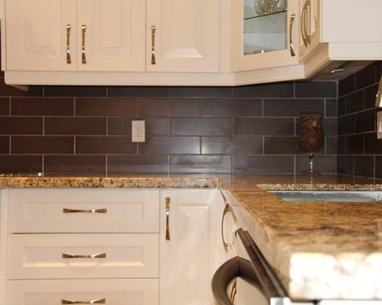 13 best Custom Kitchen Cabinets - Traditional images on Pinterest ...