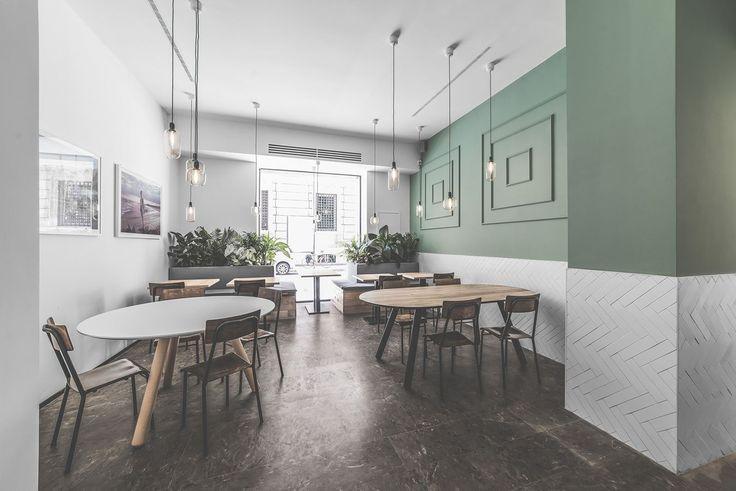 Pixie table for I Cinque Grani, #restaurant in Livorno