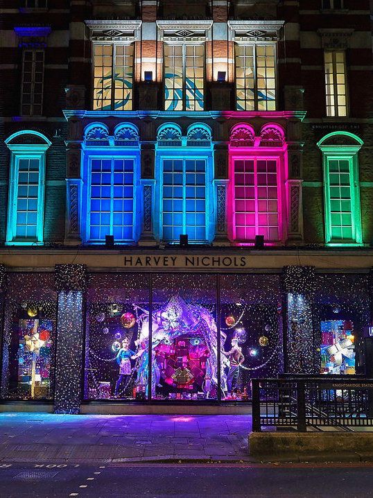 Best Shopping Around The World Images On Pinterest Best - The 8 best holiday window displays in the world