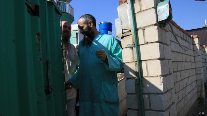 Polícia russa descobre membros de seita em abrigo subterrâneo | Internacional | DW.DE | 09.08.2012