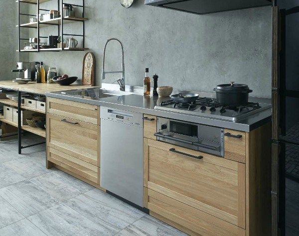 無垢の木キッチン スイージーの評判や価格 特徴とは House Navi