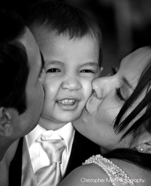 ring-bearer-suits ---I just want a pic like this of us and our son on our wedding day (: