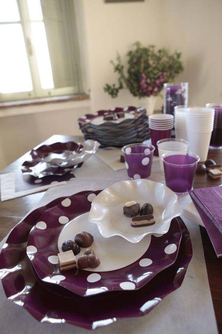 241 fantastiche immagini su coordinati tavola e - Disposizione bicchieri in tavola ...