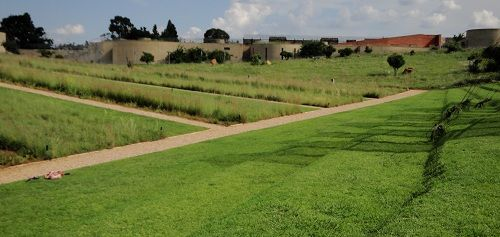 Patrick Watson  Apartheid Museum, Johannesburg