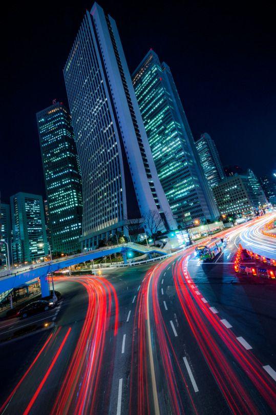 Tokyo Street Photography - Divergence II, Shibuya (新宿) #Japan
