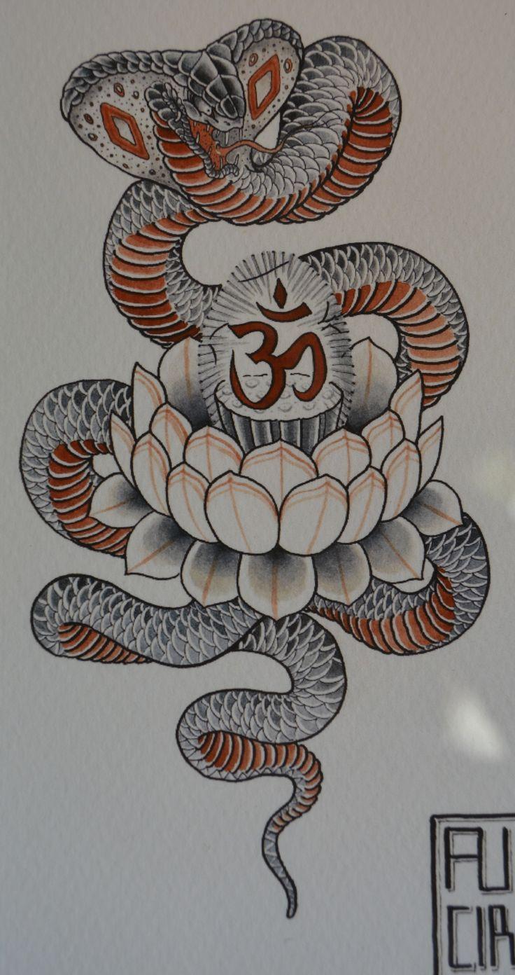 Výsledek obrázku pro kundalini tattoos