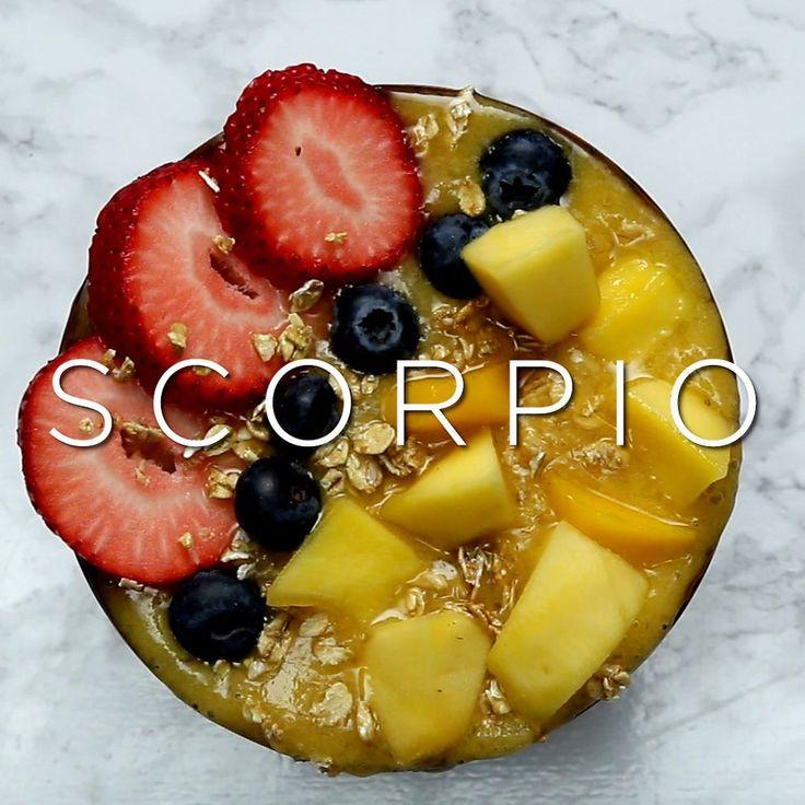 Für Scorpio (23. Oktober – 21. November), eine facettenreiche Schüssel, die alle …   – noms