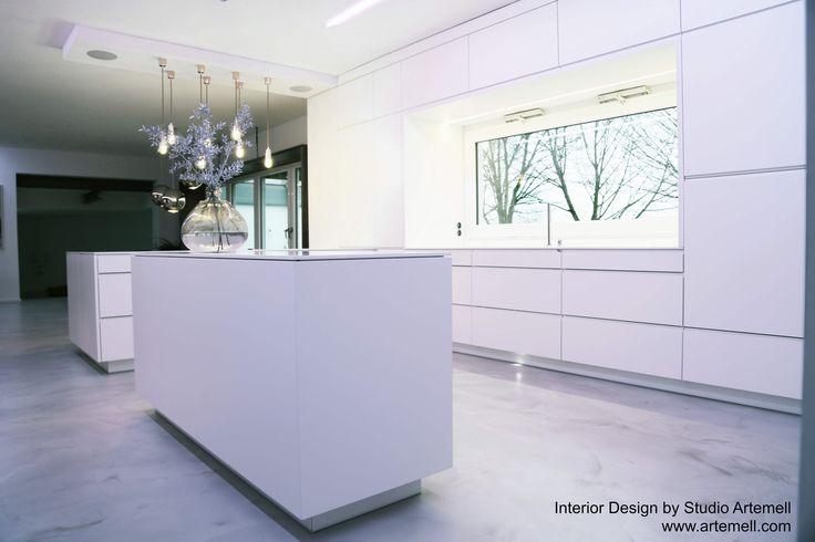 Kitchen Design by Studio Artemell / Emell Gök Che