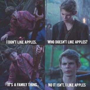 """""""It's a family thing.""""  and peter pan is part of their family.... i don't think he ever knew!!!!!"""
