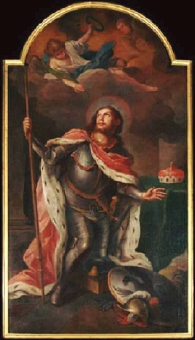 September 28 Saint Wenceslas, Duke and Martyr: From The Liturgical Year of Dom Prosper Gueranger. . . Red Semidouble. . Wenceslas recalls...