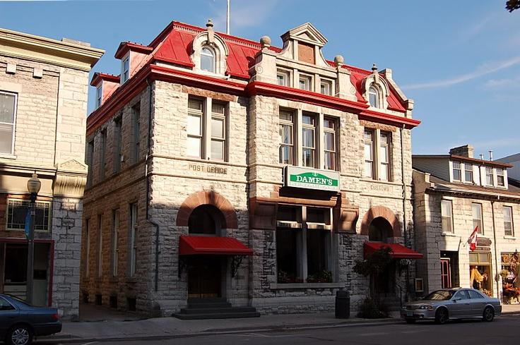 Damens Restaurant (formally known as Sir Joe's Restaurant)