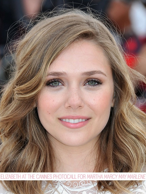Elizabeth Olsen Is Soft Amp Effortless At Cannes Get The Look  See More I