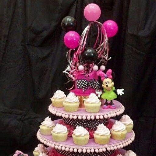 Cute cupcake stand Mini Mouse