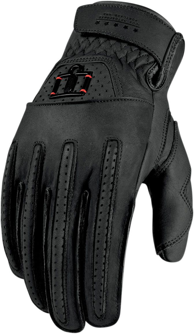 Icon-1000-Rimfire-Leather-Street-Motorcycle-Riding-Gloves-Mens-All-Color-Sizes
