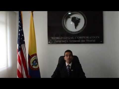 Gerente de BBVA logró probar su inocencia gracias a World Legal Corporation - YouTube