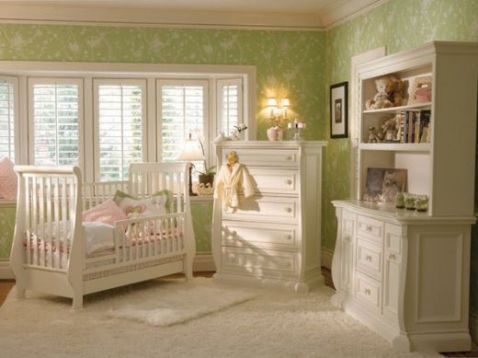 Baby Girls U2013 Nursery Decorating Ideas U2013 Interior Design #funeral #home # Interior #