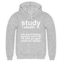 Study Definition Hoodie