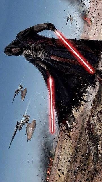 Darth Revan (Legends) A great Jedi who fought in the Mandalorian War while the Jedi Order chose to abstain from action. Later fell to the dark side and became one of the most feared and successful Sith of old.