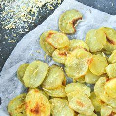 Patatas con sal al limón y romero - L´Exquisit
