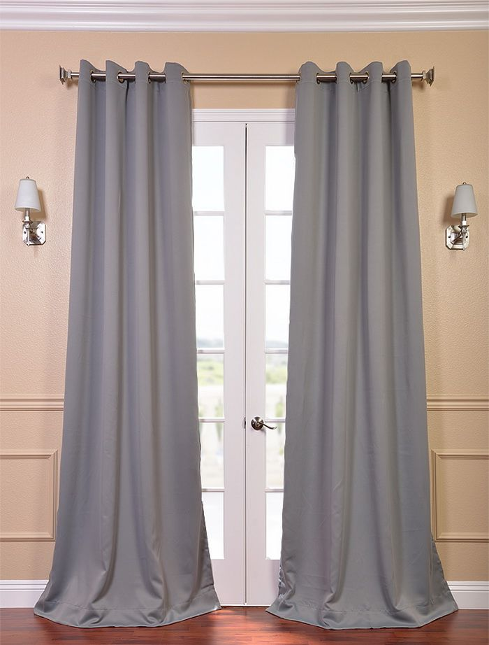 The 25 Best Grey Blackout Curtains Ideas On Pinterest Grey Curtains For The Home Grey