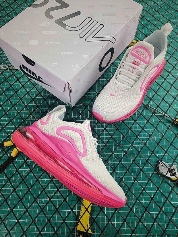 bbccd54a4452a Air Max 720 Pink Rise in 2019 | sneakers | Shoes, Nike shoes, Adidas ...