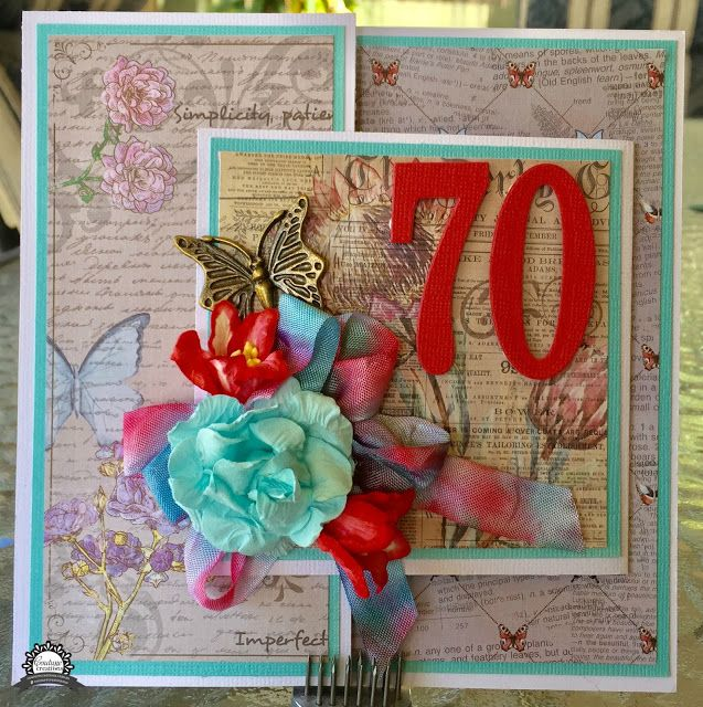 Artdeco Creations Brands: Celebrate 70 by Anita Enright