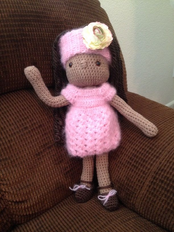 17 Best images about My Crochet Dolls; Amigurumi Dolls on ...