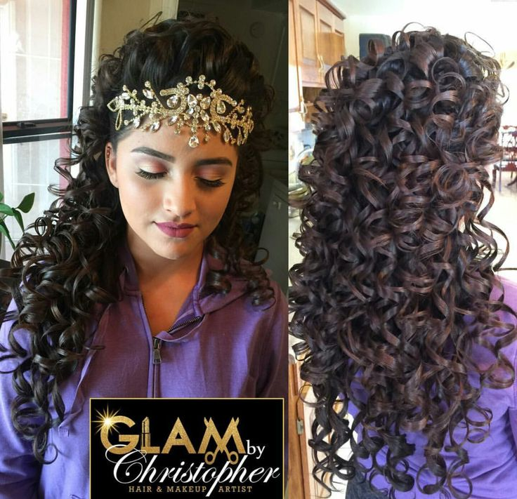 Quince Hairstyles 40 best wedding hairstyles for long hair Glambychristopher Quince Hairstylesquinceanera