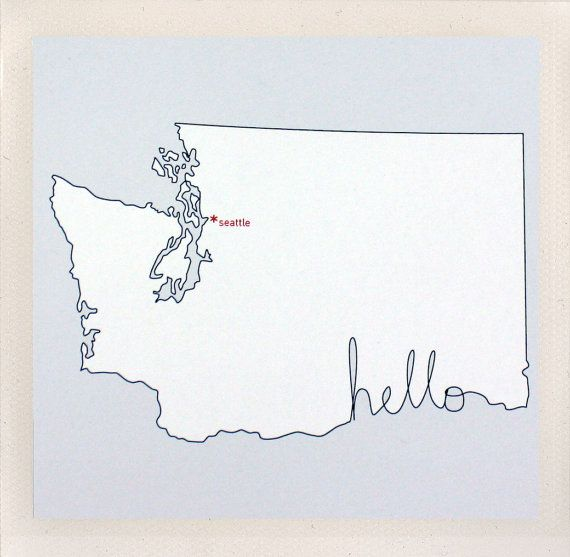 Washington State (how I love thee!)