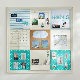 Best 25 Fabric Bulletin Boards Ideas On Pinterest