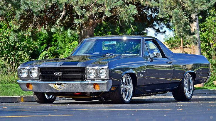 1970 Chevrolet El Camino SS 396 Maintenance/restoration of old/vintage vehicles: the material for new cogs/casters/gears/pads could be cast polyamide which I (Cast polyamide) can produce. My contact: tatjana.alic@windowslive.com