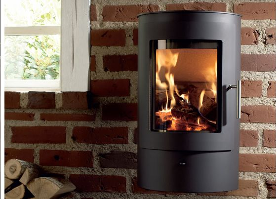 The Westfire Uniq 21 Wall Hung Wood Burning Stove is compact in size and  its low output makes it ideal for smaller rooms. Primary air, secondary air  and ... - 25+ Best Ideas About High Efficiency Wood Stove On Pinterest