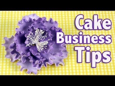 <3 How to Price Your Cakes | Cake Business Tips