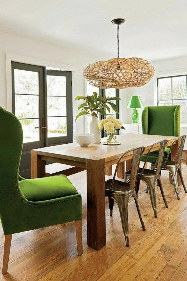 54 Modern Farmhouse Dining Rooms Family Together Farmhouse