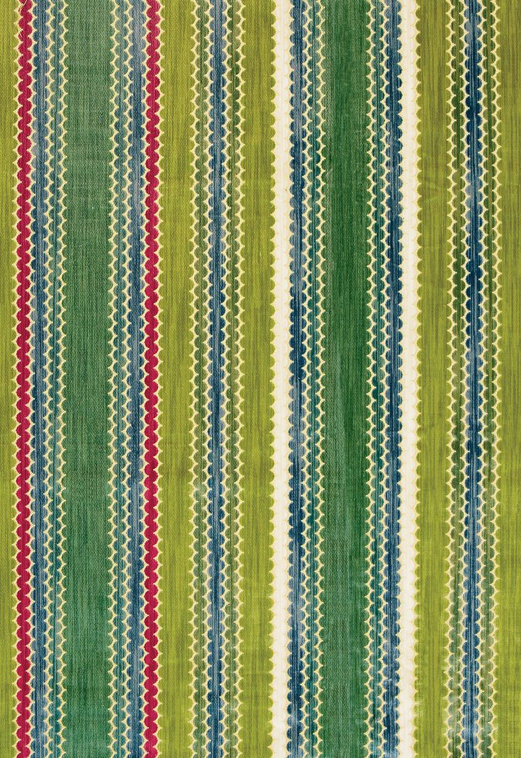 More on designer jamie drake the king of color simplified bee - Martyn Lawrence Bullard For Schumacher Romanesque Velvet Stripe Jewel