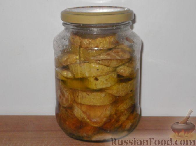 Фото приготовления рецепта: Кабачки по-украински - шаг №11