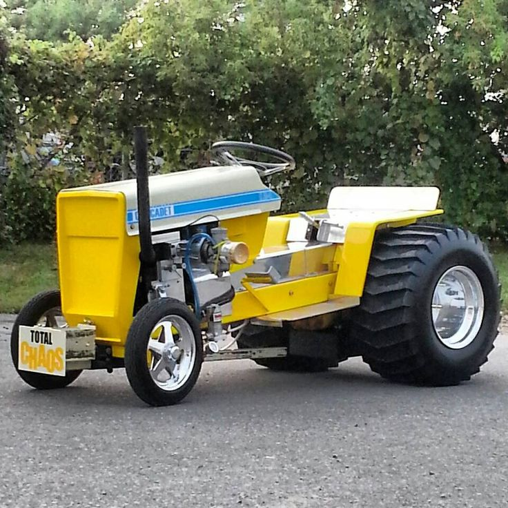Cub Cadet Pulling Wheels : Best images about lawnmower pullers on pinterest