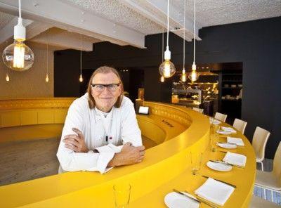 TE KOOK: Hip Antwerpse restaurant van sterrenchef Johan Segers -revelatie 2013!