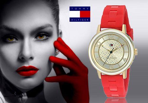 Το ιδανικό ρολόι Tommy Hilfiger για την γιορτή του Αγίου Βαλεντίνου! Μόνο 95,00€